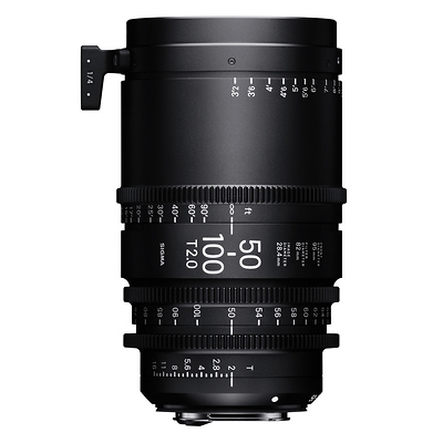 50-100mm T2 Cine Lens for Sony Image 0