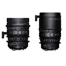 18-35mm T2 & 50-100mm T2 Cine Lenses for Sony Image 0
