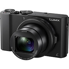 Lumix DMC-LX10 Digital Camera - Black (Open Box) Image 0