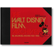 The Walt Disney Film Archives: The Animated Movies 1921-1968 - Hardcover Book Image 0