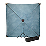 PXB Portable X-frame Background System - 8x8ft. (Fabrics Not Included)