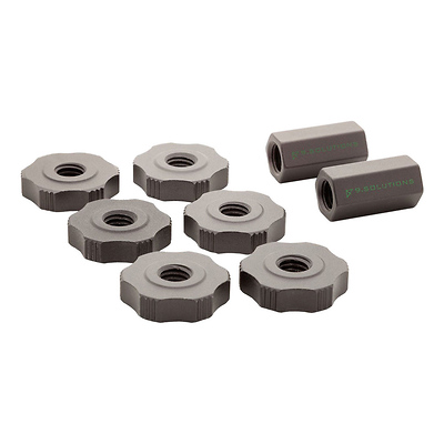 Mini Rigging Rod Set Nuts Image 0
