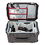 iSeries 2213-12 Case with Think Tank Designed Video Dividers and Lid Organizer (Black) Thumbnail 3