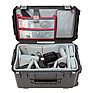 iSeries 2213-12 Case with Think Tank Designed Video Dividers and Lid Organizer (Black) Thumbnail 2