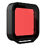 Red Aqua Filter for GoPro HERO5 Black Super Suit Housing