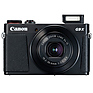 PowerShot G9 X Mark II Digital Camera (Black) Thumbnail 3