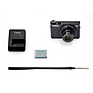 PowerShot G9 X Mark II Digital Camera (Black) Thumbnail 8