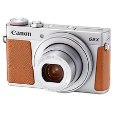 PowerShot G9 X Mark II Digital Camera (Silver) Image 0