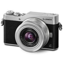 Lumix DC-GX850 Micro 4/3's Camera w/ 12-32mm Lens (Silver) - Open Box Image 0