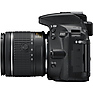 D5600 Digital SLR Camera with 18-55mm & 70-300mm Lenses (Black) Thumbnail 4