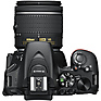 D5600 Digital SLR Camera with 18-55mm & 70-300mm Lenses (Black) Thumbnail 5