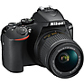 D5600 Digital SLR Camera with 18-55mm & 70-300mm Lenses (Black) Thumbnail 7