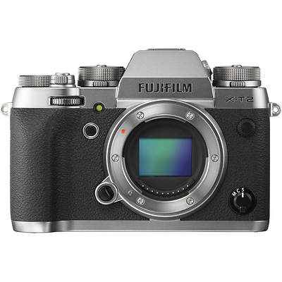 X-T2 Mirrorless Digital Camera Body (Graphite Silver Edition) Image 0