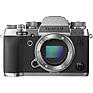 X-T2 Mirrorless Digital Camera Body (Graphite Silver Edition)