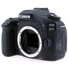 EOS 80D Digital SLR Camera Body - Pre-Owned Image 0