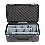 iSeries 2011-8 Case with Think Tank Photo Dividers & Lid Foam (Black) Thumbnail 6