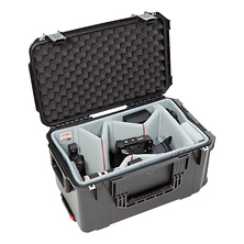 iSeries 2213-12 Case with Think Tank Video Dividers & Lid Foam (Black) Image 0