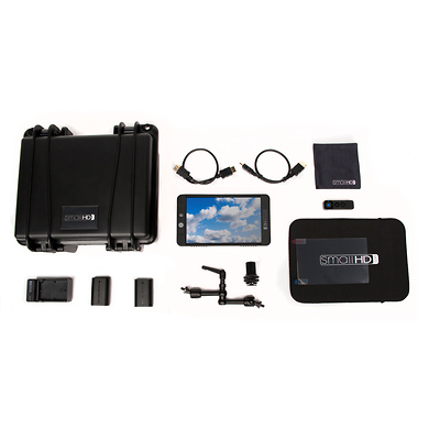 701L Lite 7 In. HDMI On-Camera Monitor Kit Image 0