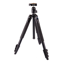 Lite AL-420M Tripod with LED Center Column Flashlight Image 0