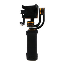 3-Axis Smartphone Gimbal Stabilizer with GoPro Mount - Open Box Image 0