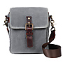 Bond Street Waxed Canvas Camera Bag (Smoke)