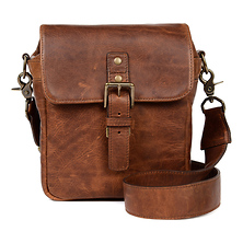 Bond Street Leather Camera Bag (Antique Cognac) Image 0