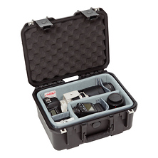 iSeries 1309-6 Case With Photo Dividers & Lid Foam (Black) Image 0
