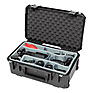 iSeries 2011-7 Case with Photo Dividers & Lid Foam (Black) Thumbnail 3