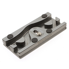 QR Plus Arca-Type Quick Release Plate for Tethered Photography (Grey) Image 0