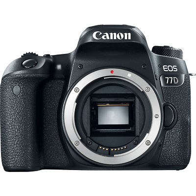 EOS 77D Digital SLR Camera Body Image 0