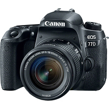EOS 77D Digital SLR Camera with 18-55mm Lens Image 0