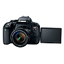 EOS Rebel T7i Digital SLR Camera with 18-55mm Lens Thumbnail 4