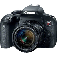 EOS Rebel T7i Digital SLR Camera with 18-55mm Lens with 3 Years of CarePAK PLUS Accidental Damage Protection Image 0