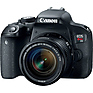 EOS Rebel T7i Digital SLR Camera with 18-55mm Lens