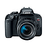 EOS Rebel T7i Digital SLR Camera with 18-55mm Lens Thumbnail 2