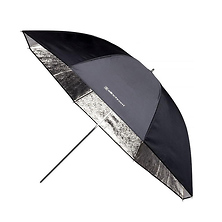 41 In. Umbrella Shallow (Silver) Image 0