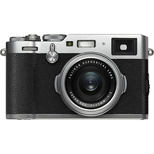 X100F Digital Camera - Silver (Open Box) Image 0