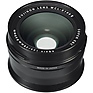 WCL-X100 II Wide Conversion Lens (Black)