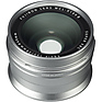 WCL-X100 II Wide Conversion Lens (Silver)