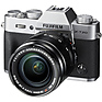 X-T20 Mirrorless Digital Camera with 18-55mm Lens (Silver) Thumbnail 1