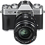 X-T20 Mirrorless Digital Camera with 18-55mm Lens (Silver) Thumbnail 2