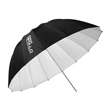 43 In. Apollo Deep Umbrella (White) Image 0
