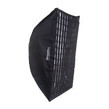2-in-1 Softbox with Grid (36 x 47 In.) Image 0