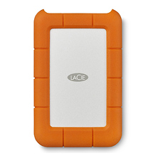 1TB Rugged USB 3.0 Type-C External Hard Drive - Open Box Image 0