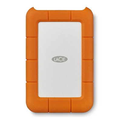 1TB Rugged USB 3.0 Type-C External Hard Drive Image 0