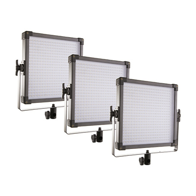 K4000 Daylight LED Studio Panel 3-Light Kit (V-mount) Image 0