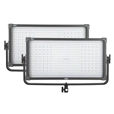 K8000 Plus Daylight LED Studio Panel 2-Light Kit Image 0