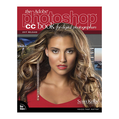 Adobe Photoshop CC for Digital Photographers (2017 release) - Paperback Book Image 0