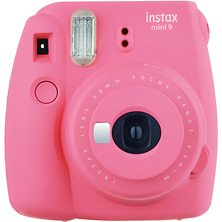 Instax Mini 9 Instant Film Camera (Flamingo Pink) Image 0