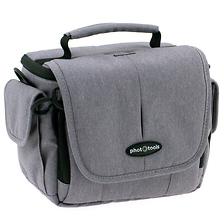 Pacific Series Large Mirrorless Camera Bag (Gray) Image 0